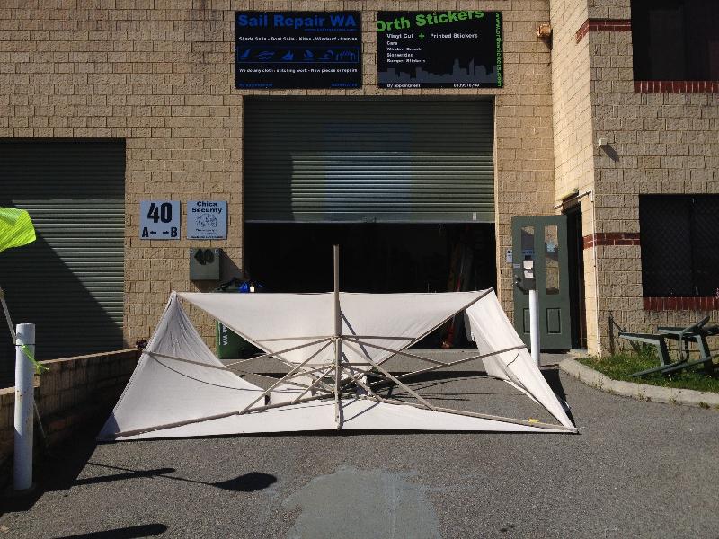 Awnings Amp Tent Repairs Camping Amp Canvas Repairs Perth Wa